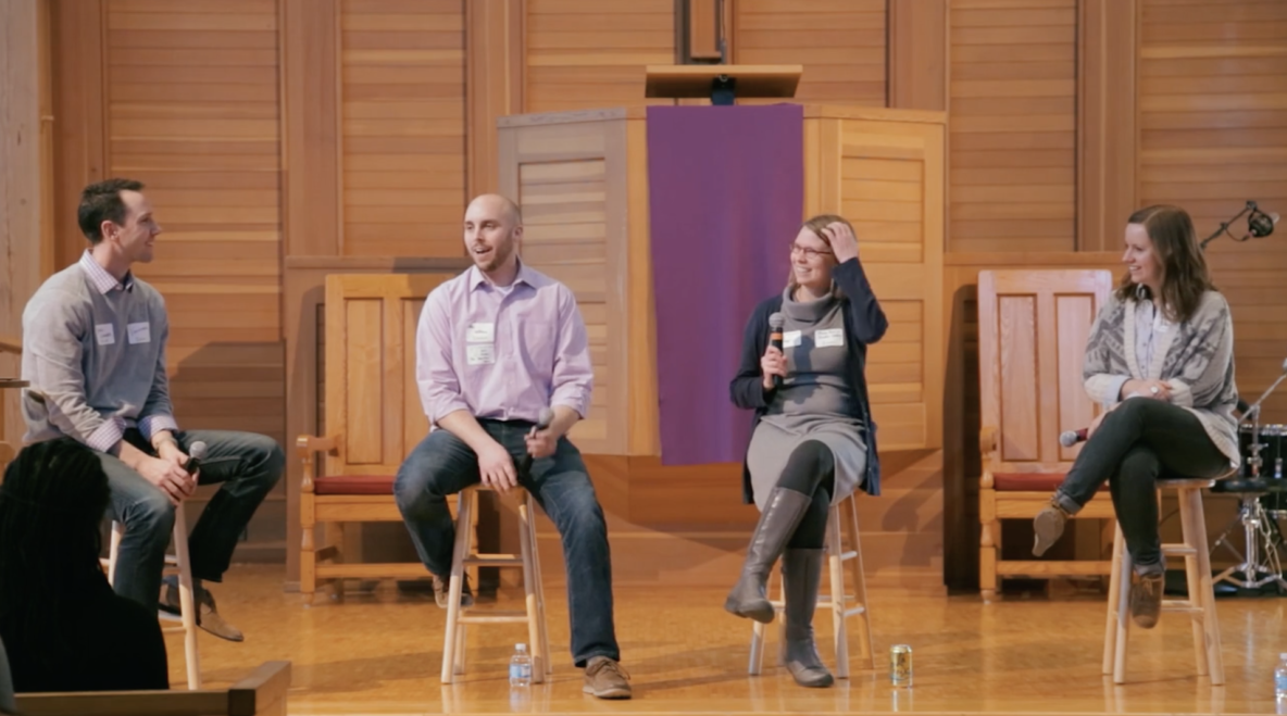 Panel Discussion: Young Social Entrepreneurs Share Their